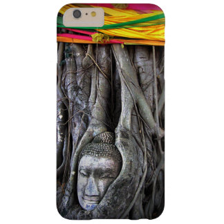 Buddha And The Tree Buddhism Thailand Photography Barely There iPhone 6 Plus Case