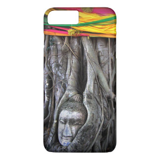Buddha And The Tree Buddhism Thailand Photography iPhone 8 Plus/7 Plus Case