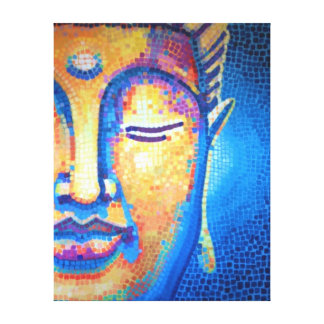 Buddha Art Gallery Wrapped Canvas
