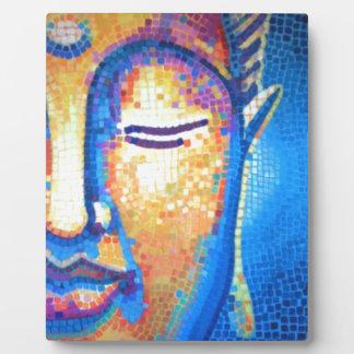 Buddha Art Photo Plaque