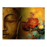 Buddha Art Postcard