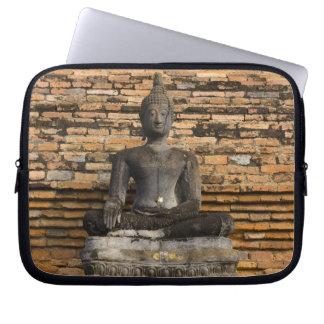 Buddha at Wat Mahathat. Computer Sleeves