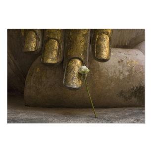Buddha at Wat Si Chum. Photo Print