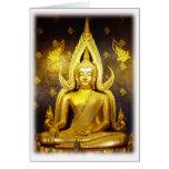 Buddha at Wat Yai-Blank Note Card