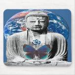 Buddha Awaits Mousepad