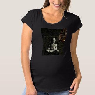 Buddha awaken maternity T-Shirt