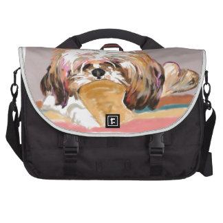 Buddha Baby Laptop Messenger Bag