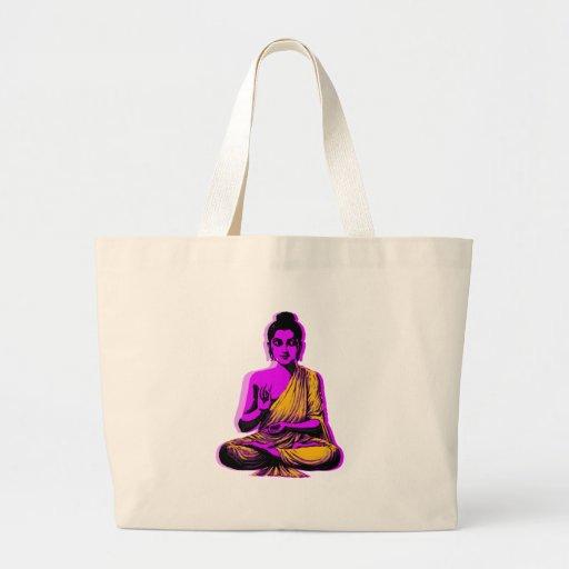 Buddha Canvas Bags