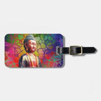 Buddha Bag Tag