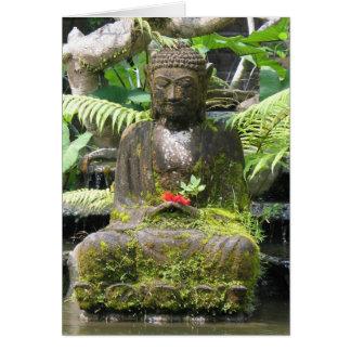 Buddha Bali Card