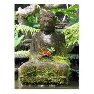 Buddha Bali Postcard