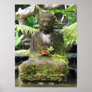 Buddha Bali Poster