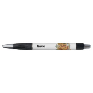 Buddha Become Quote Pen