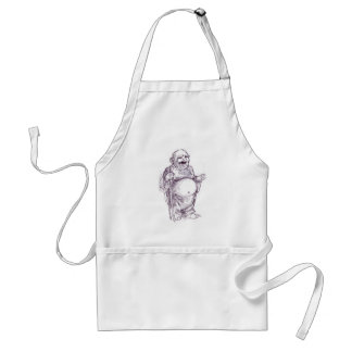 buddha_belly adult apron