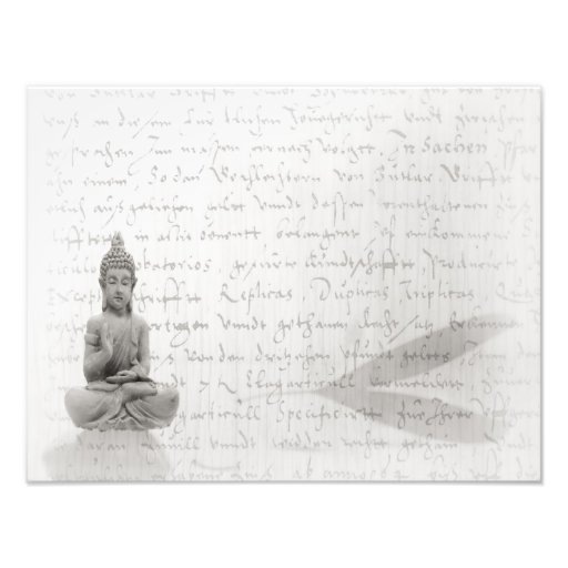 Buddha black of Weis Design Photo Art