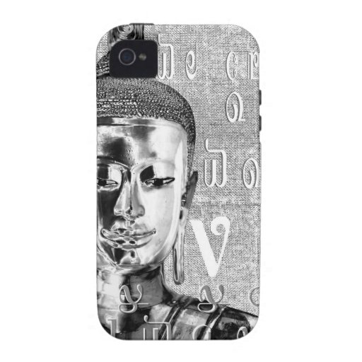 Buddha Blessing iPhone 4 Cases