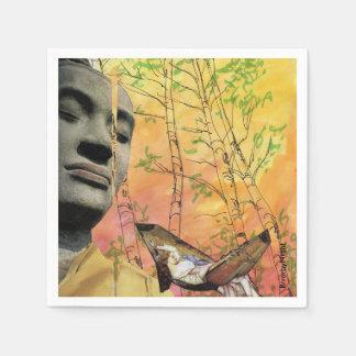 Buddha Bliss Paper Napkin
