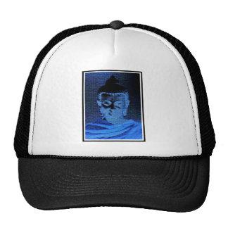 BUDDHA BLUE MESH HATS