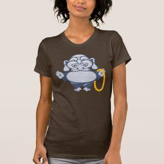 Buddha Blue T Shirts