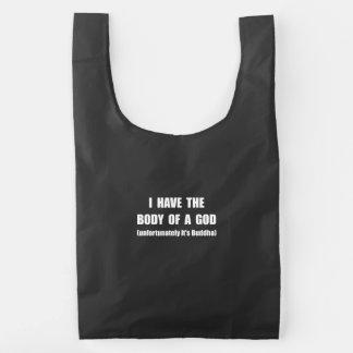 Buddha Body Reusable Bag