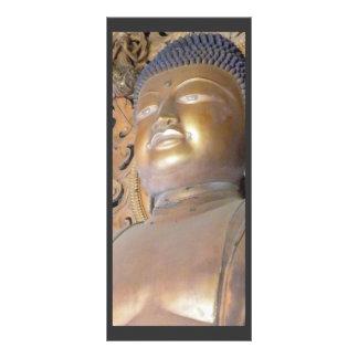 Buddha Bookmark Customized Rack Card