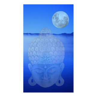 Buddha bookmark Double-Sided standard business cards (Pack of 100)