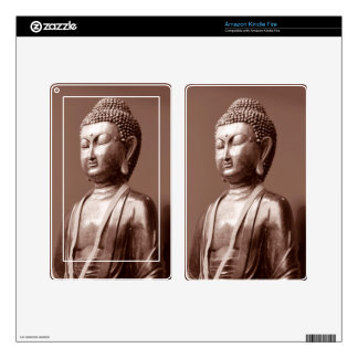 Buddha, Buddah Statue Buddhism Religion Decals For Kindle Fire