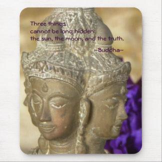 Buddha/ Buddha's Teaching Mouse Pad