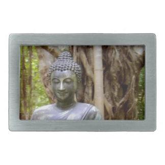 BUDDHA Buddhism Peace Belt Buckle