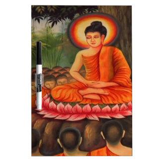 BUDDHA   Buddhism  Peace Dry-Erase Boards