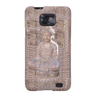 Buddha Buddhism Religion Spiritual Meditation gift Galaxy SII Covers
