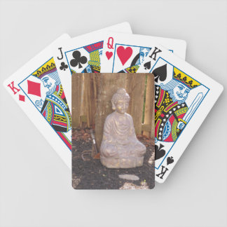 BUDDHA Buddhism Statue Religion Spiritual Gifts 99 Bicycle Playing Cards