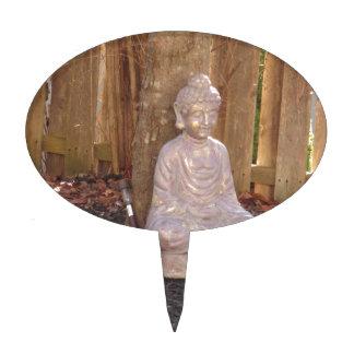 BUDDHA Buddhism Statue Religion Spiritual Gifts 99 Cake Topper