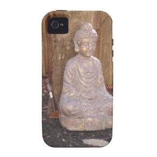 BUDDHA Buddhism Statue Religion Spiritual Gifts 99 iPhone 4 Covers