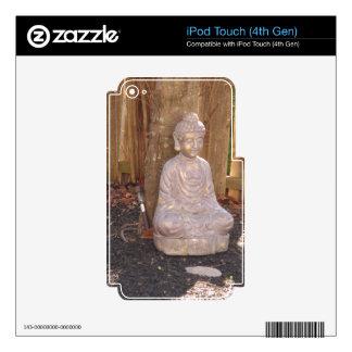 BUDDHA Buddhism Statue Religion Spiritual Gifts 99 iPod Touch 4G Decal