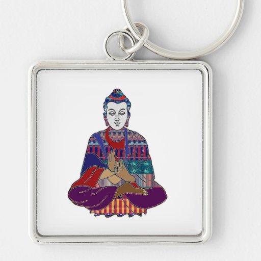 BUDDHA Buddhism Teacher Master NVN659 spiritual Key Chain