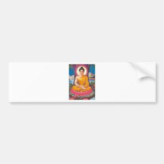 Buddha Bumper Sticker