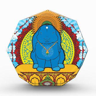 BUDDHA BUN ACRYLIC AWARD