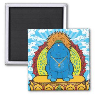 BUDDHA BUN REFRIGERATOR MAGNETS