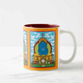 BUDDHA BUN COFFEE MUG
