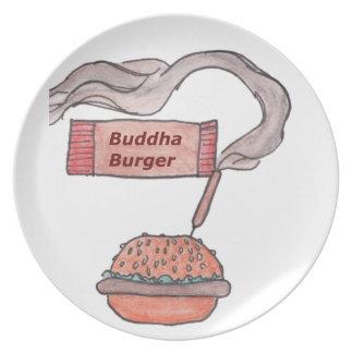 Buddha Burger plate