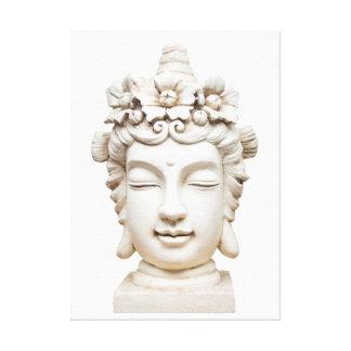 Buddha Stretched Canvas Prints