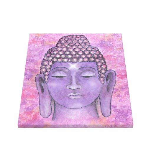 Buddha Canvas Prints