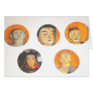 Buddha Stationery Note Card