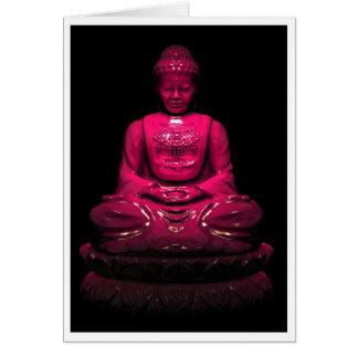 Buddha Card - Buddha (Inner Peace)
