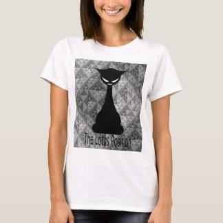 Buddha Cat T-Shirt