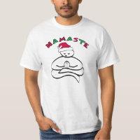 Buddha Christmas T-Shirt