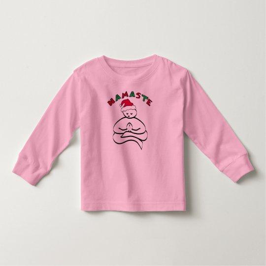 Buddha Christmas Toddler T-shirt