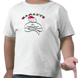 Buddha Christmas T Shirt