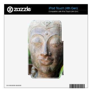 Buddha Close Up iPod Touch 4G Skins